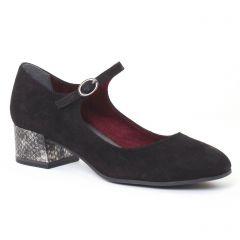 babies-confort noir: même style de chaussures en ligne pour femmes que les Flora Schisina