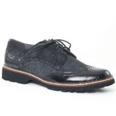 Chaussures femme hiver 2016 - derbys fugitive gris
