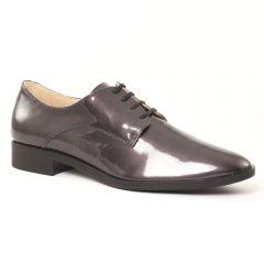 derbys gris vernis: même style de chaussures en ligne pour femmes que les Suave