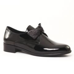 Chaussures femme hiver 2016 - derbys Scarlatine noir paillette