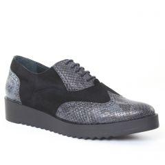 derbys-talon noir: même style de chaussures en ligne pour femmes que les Mamzelle