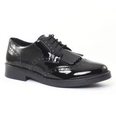 Chaussures femme hiver 2016 - derbys Scarlatine vernis noir