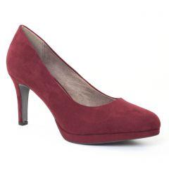 escarpins bordeaux: même style de chaussures en ligne pour femmes que les Scarlatine