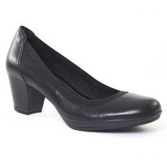 escarpins-trotteur noir: même style de chaussures en ligne pour femmes que les Tamaris