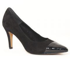 escarpins noir : même style de chaussures en ligne pour femmes que les Tamaris
