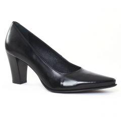 escarpins vernis noir: même style de chaussures en ligne pour femmes que les Scarlatine