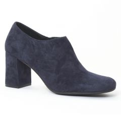 low-boots bleu: même style de chaussures en ligne pour femmes que les Impact