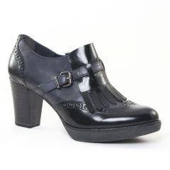 low-boots bleu: même style de chaussures en ligne pour femmes que les Les Tropéziennes