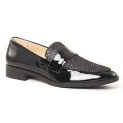 Chaussures femme hiver 2016 - mocassins JB Martin noir