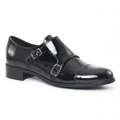 mocassins noir vernis: même style de chaussures en ligne pour femmes que les Axell