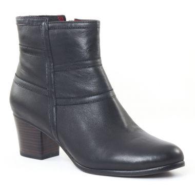 tamaris 25017 black boots noir automne hiver chez trois par 3. Black Bedroom Furniture Sets. Home Design Ideas