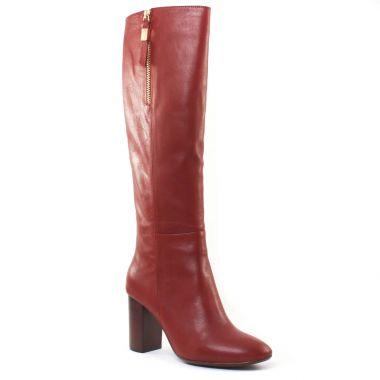 Bottes Jb Martin 2Voila Acajou, vue principale de la chaussure femme