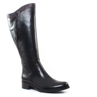 Bottes Pintodiblu PintoDiBlu 74821 Noir, vue principale de la chaussure femme
