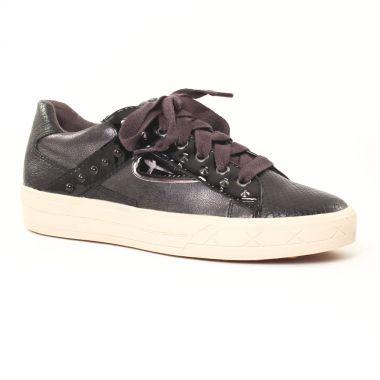 Tennis Et Baskets Mode Tamaris 23609 Black, vue principale de la chaussure femme