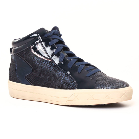 Tennis Et Baskets Mode Tamaris 25217 Navy, vue principale de la chaussure femme
