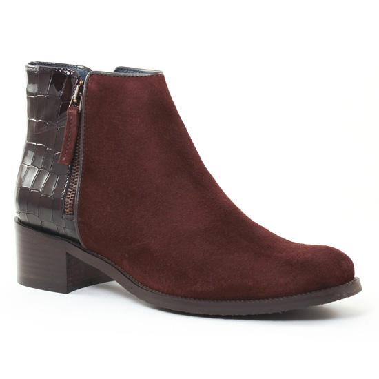 Bottines Et Boots Pintodiblu PintoDiBlu 78070 Marron, vue principale de la chaussure femme