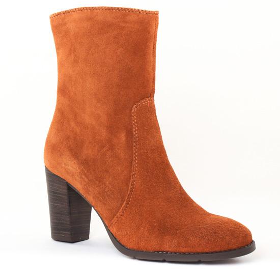 Bottines Et Boots Tamaris 25385 Cuoio, vue principale de la chaussure femme
