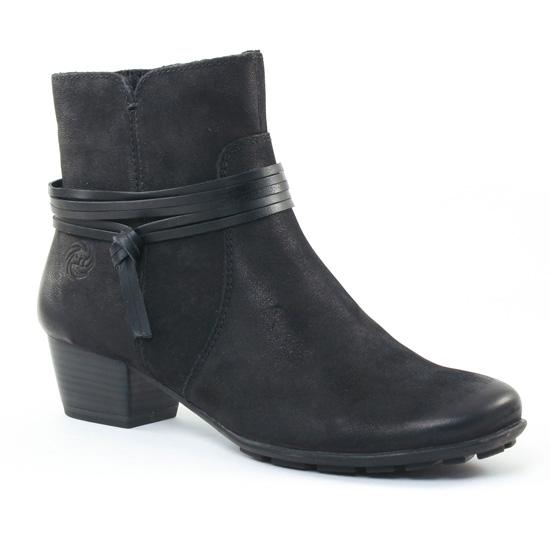Bottines Et Boots Marco Tozzi 25390 Black, vue principale de la chaussure femme