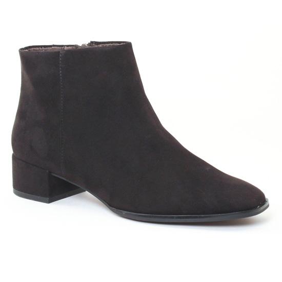 Bottines Et Boots Tamaris 25310 Black, vue principale de la chaussure femme
