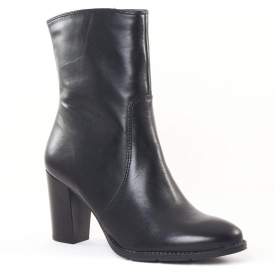 Bottines Et Boots Tamaris 25385 Black, vue principale de la chaussure femme