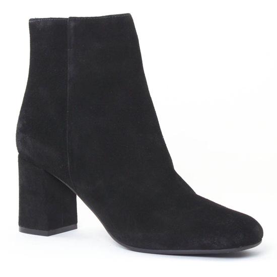 Bottines Et Boots Bprivate 1201 Noir, vue principale de la chaussure femme