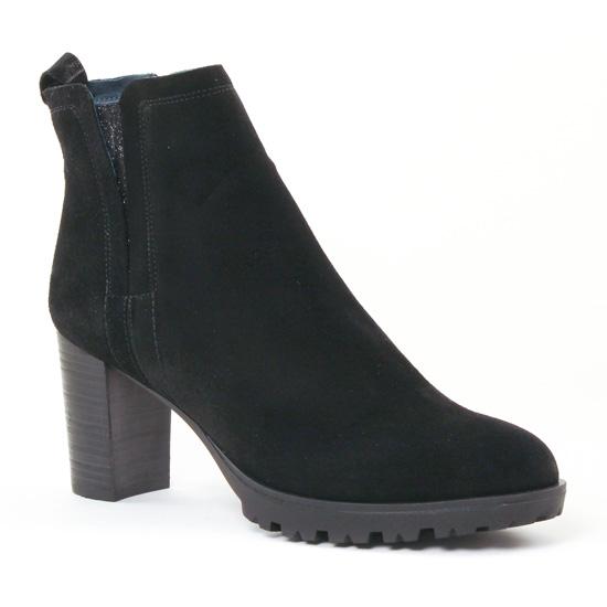 Bottines Et Boots Scarlatine 3000 Noir, vue principale de la chaussure femme