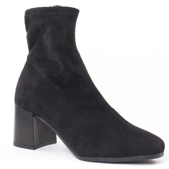 Bottines Et Boots Tamaris 25007 Black, vue principale de la chaussure femme