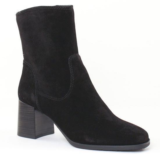Bottines Et Boots Tamaris 25478 Black, vue principale de la chaussure femme
