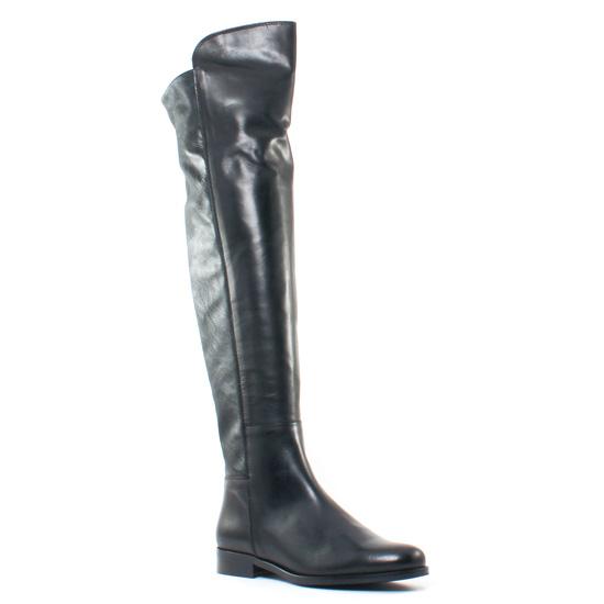 Bottes Pintodiblu PintoDiBlu 79180 Noir, vue principale de la chaussure femme