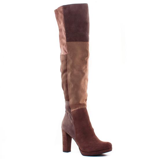 Bottes Tamaris 25587 Pepper, vue principale de la chaussure femme