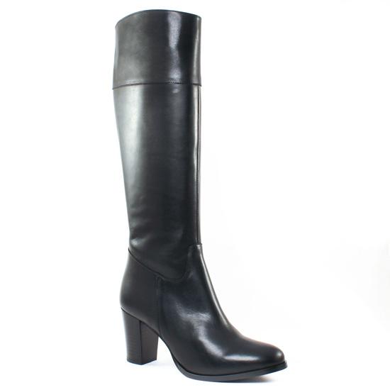 Bottes Scarlatine 2996 Noir, vue principale de la chaussure femme