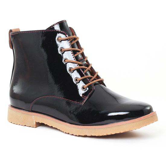 Bottines Et Boots Marco Tozzi 25209 Merlot, vue principale de la chaussure femme
