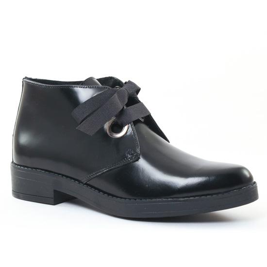 Bottines Et Boots Scarlatine 7157 Noir, vue principale de la chaussure femme