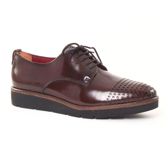 Chaussures À Lacets Tamaris 23301 Bordeaux, vue principale de la chaussure femme