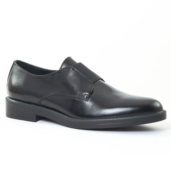 Chaussures À Lacets Bprivate 0520 Noir, vue principale de la chaussure femme