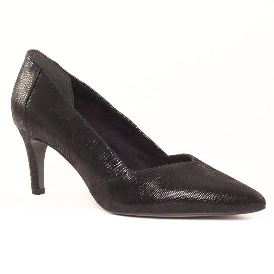 Escarpins Tamaris 22424 Black, vue principale de la chaussure femme
