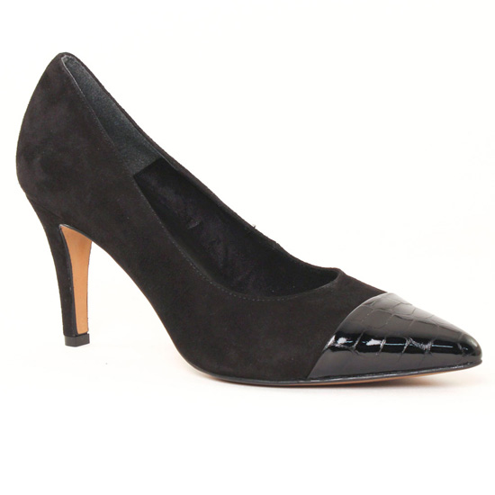 Escarpins Tamaris 22497 Black, vue principale de la chaussure femme