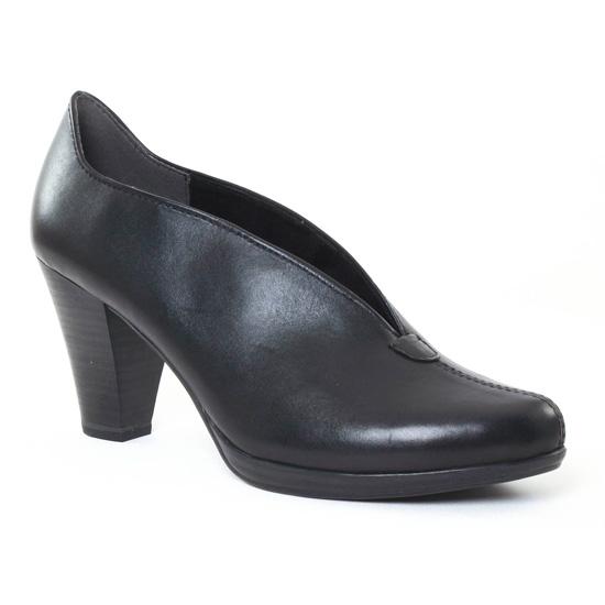 Bottines Et Boots Marco Tozzi 22414 Black Antic, vue principale de la chaussure femme