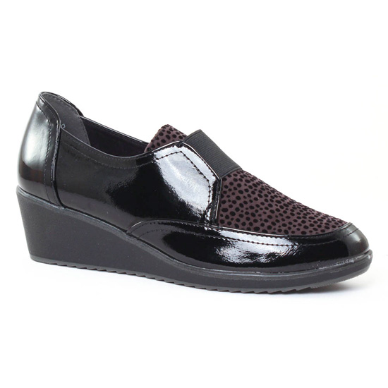 Mocassins Marco Tozzi 24702 Black, vue principale de la chaussure femme