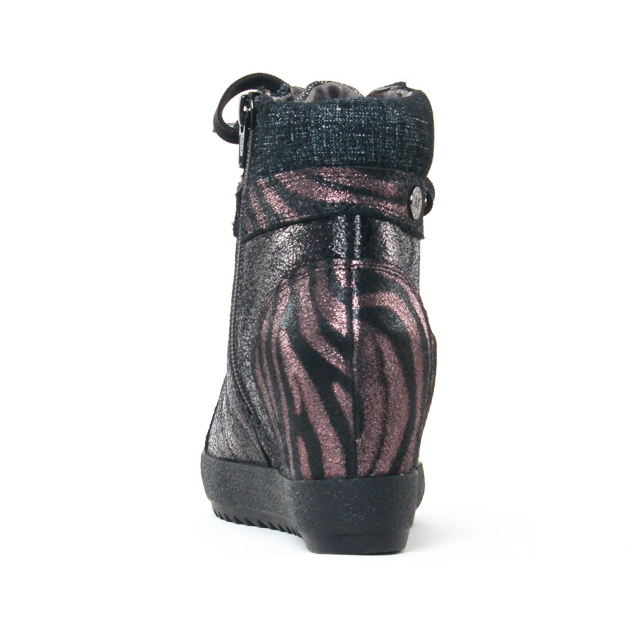 mamzelle loena compo noir basket compensees noir automne hiver chez trois par 3. Black Bedroom Furniture Sets. Home Design Ideas