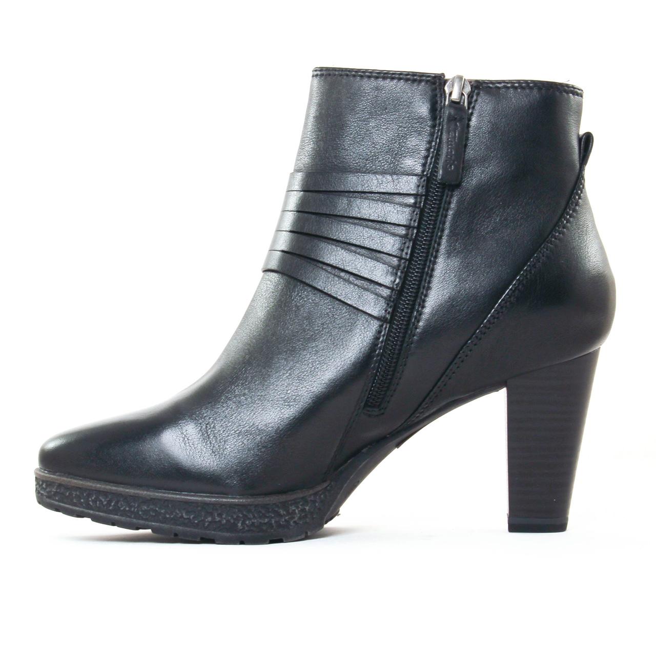 25320, Bottes Femme, Noir (Black), 38 EUTamaris