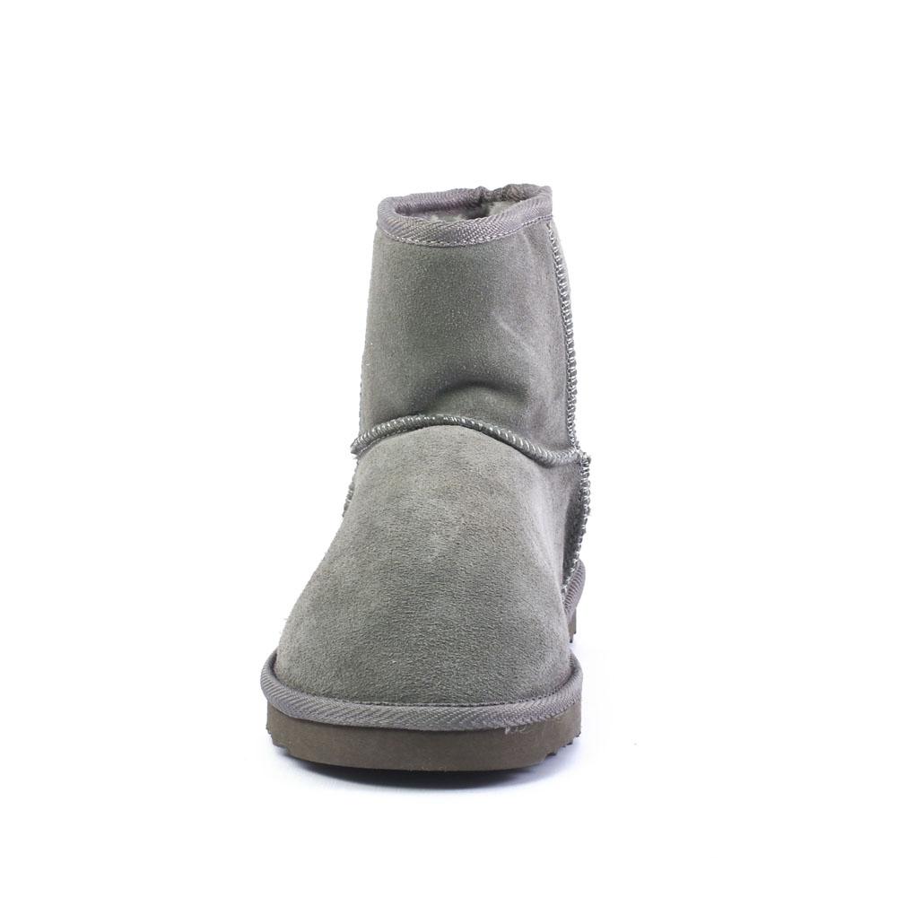 matériaux de qualité supérieure Quantité limitée une grande variété de modèles Les Tropeziennes Flocon Gris | bottine fourrées gris automne ...