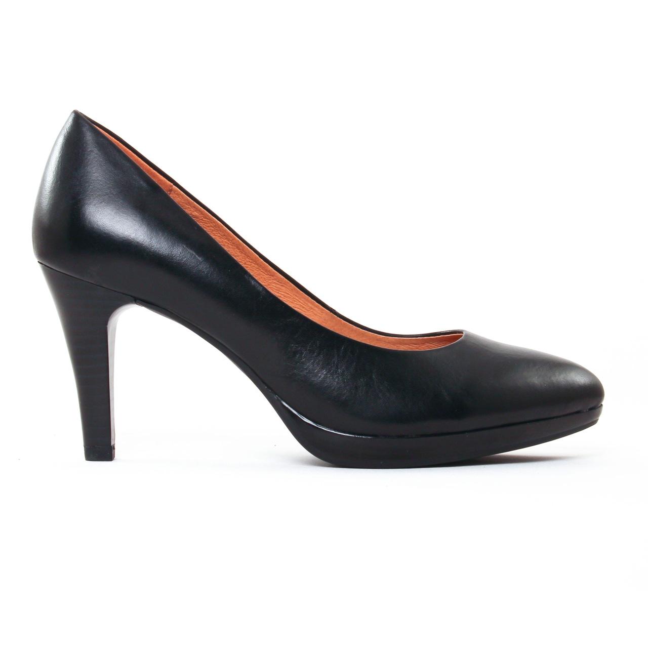 Caprice Footwear , Escarpins pour femme - noir - noir verni,