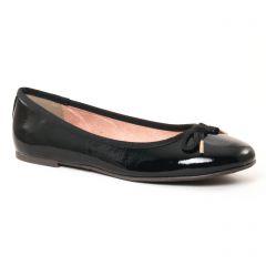Chaussures femme hiver 2017 - ballerines tamaris noir