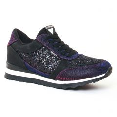 Chaussures femme hiver 2017 - baskets mode mtng multicolore