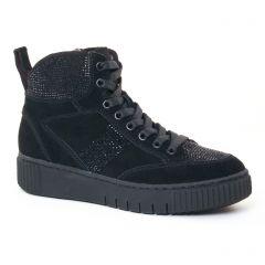 Tamaris 25234 Black : chaussures dans la même tendance femme (baskets-mode noir) et disponibles à la vente en ligne