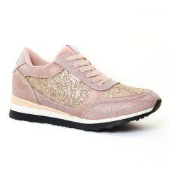 baskets-mode rose beige: même style de chaussures en ligne pour femmes que les Mtng