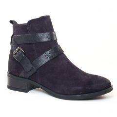 Tamaris 25053 Navy : chaussures dans la même tendance femme (boots bleu marine) et disponibles à la vente en ligne