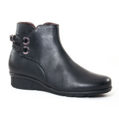 Chaussures femme hiver 2017 - boots confort On Zen boir