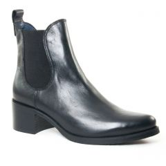 Chaussures femme hiver 2017 - boots élastiquées PintoDiBlu by CostaCosta noir